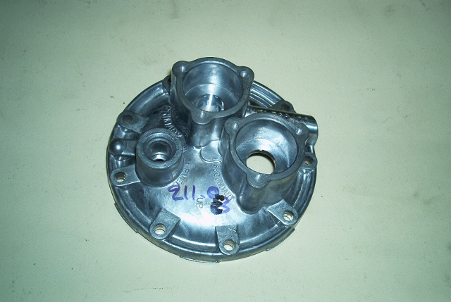 Parker FSD Aluminum Parts