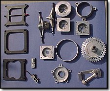 Diecast Aluminum Transportation Parts