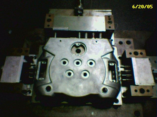 Die Cast trim tooling