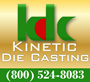 Kinetic Die Casting Company Logo
