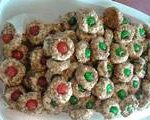 red-green-cookies