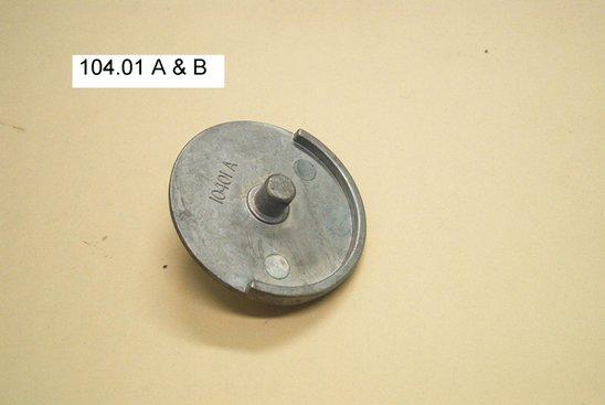 vacuum impeller casting
