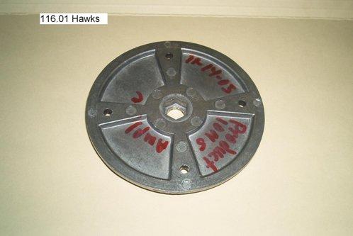 hawk flange