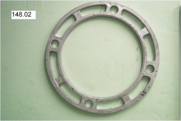 saw spacer part
