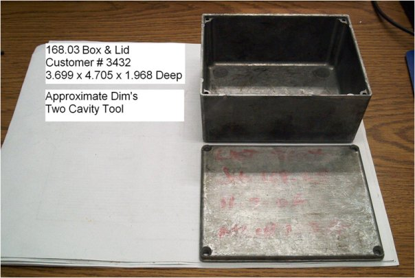 2 inch box and lid