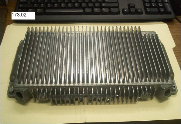 Die Casting Heat Sink Part
