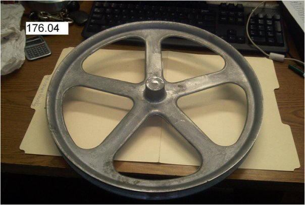 tricycle whirl-o-wheel 16 inch part