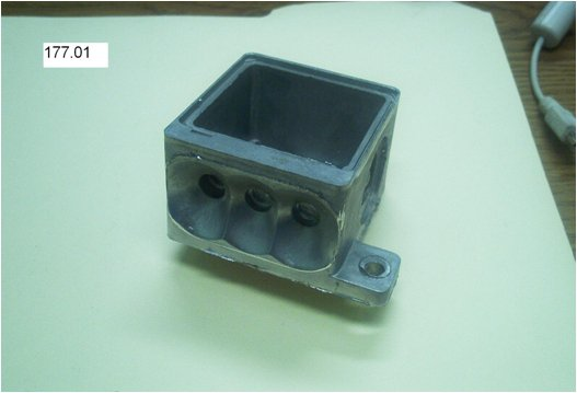 aerospace fire sensor part