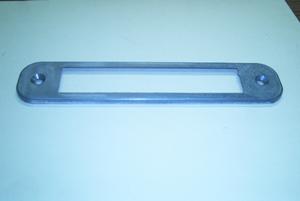 aluminum face plate