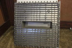 aluminum die casting heatsink