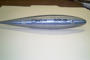 helicopter propeller tip
