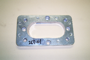 Weber-carburtor spacer