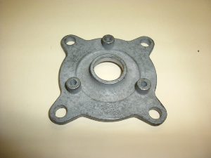 Parker-Hannifin backplate casting