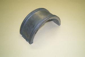Parker-Hannifin half ring casting